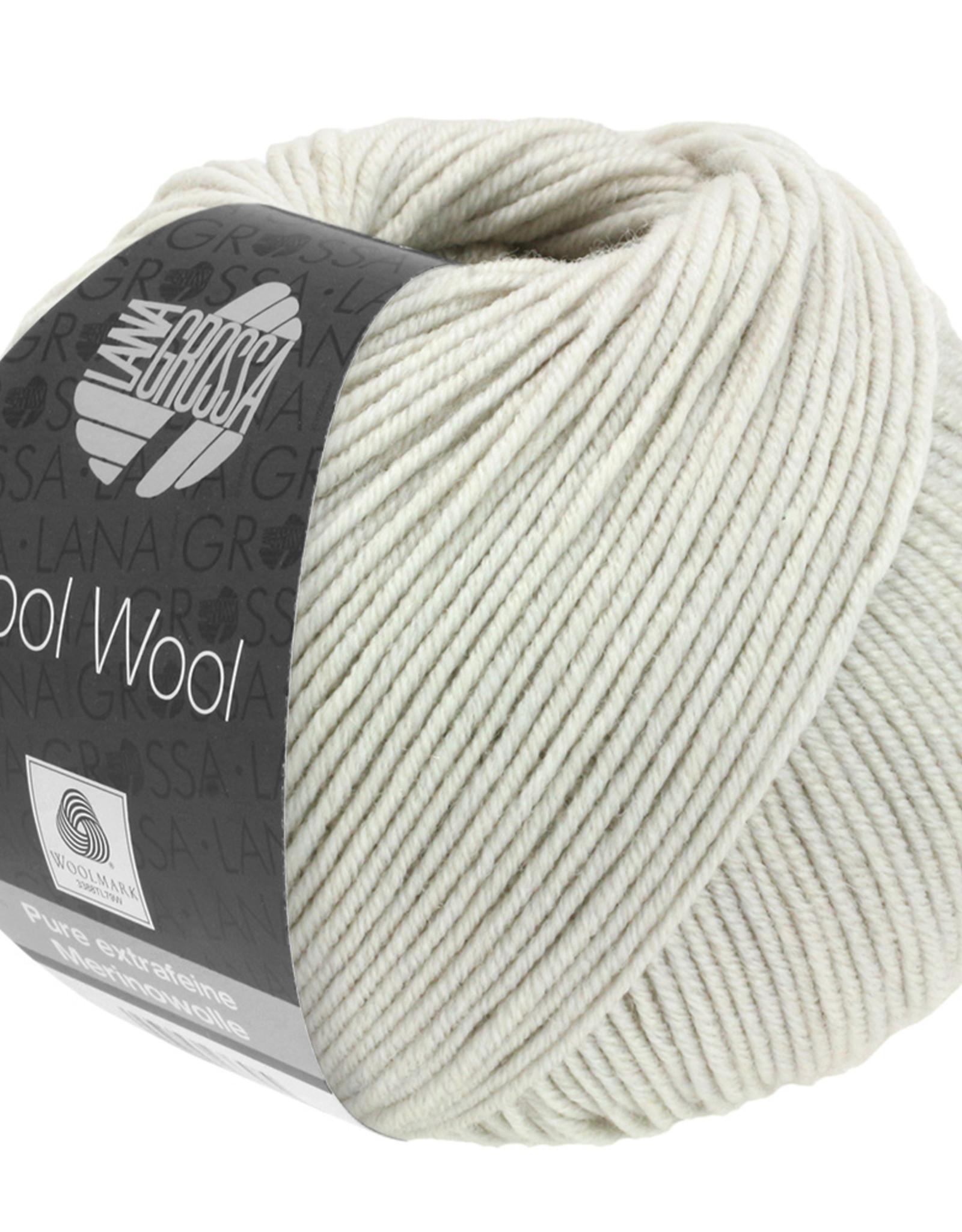 Lana Grossa Cool Wool trui met raglan pas, korte mouw