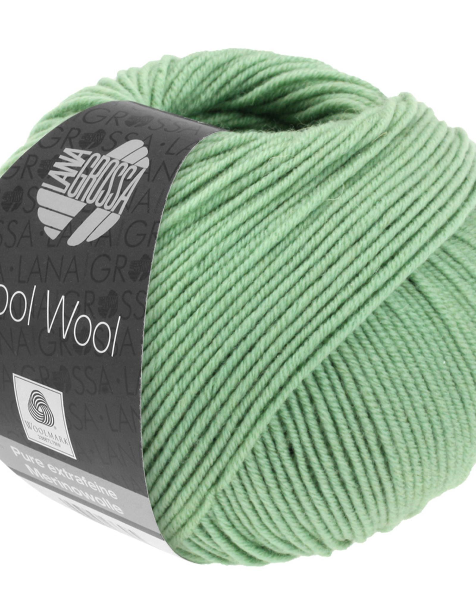 Lana Grossa Cool Wool raglan damestrui