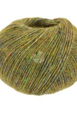 Lana Grossa Slip-over in halve patentsteek Ecopuno Tweed