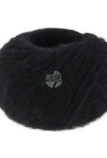 Lana Grossa Alpaca Moda vest in halve patentsteek