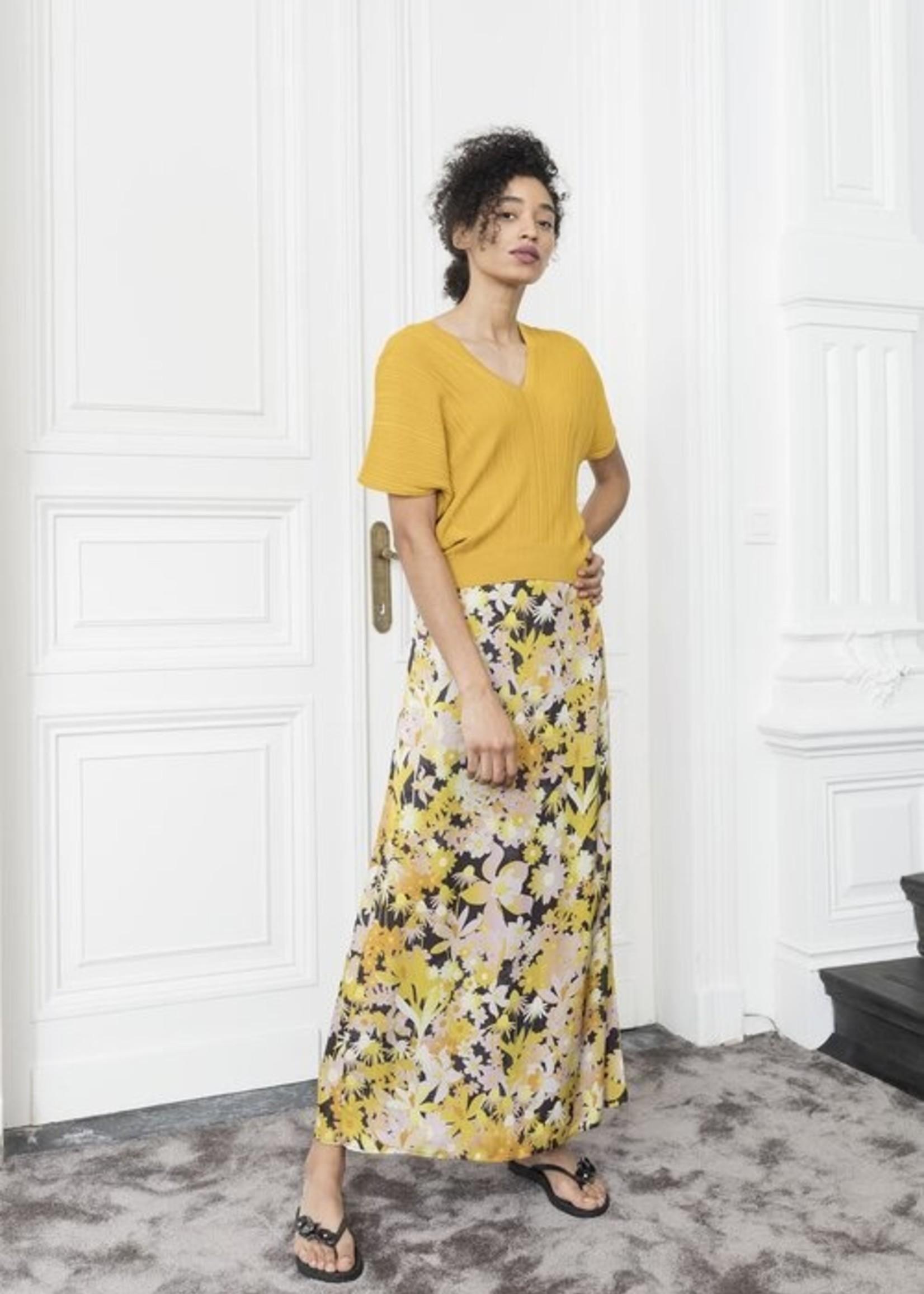 Dame Blanche Skirt arubal powel