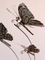 Lomprich Vlinder Medium 150cm