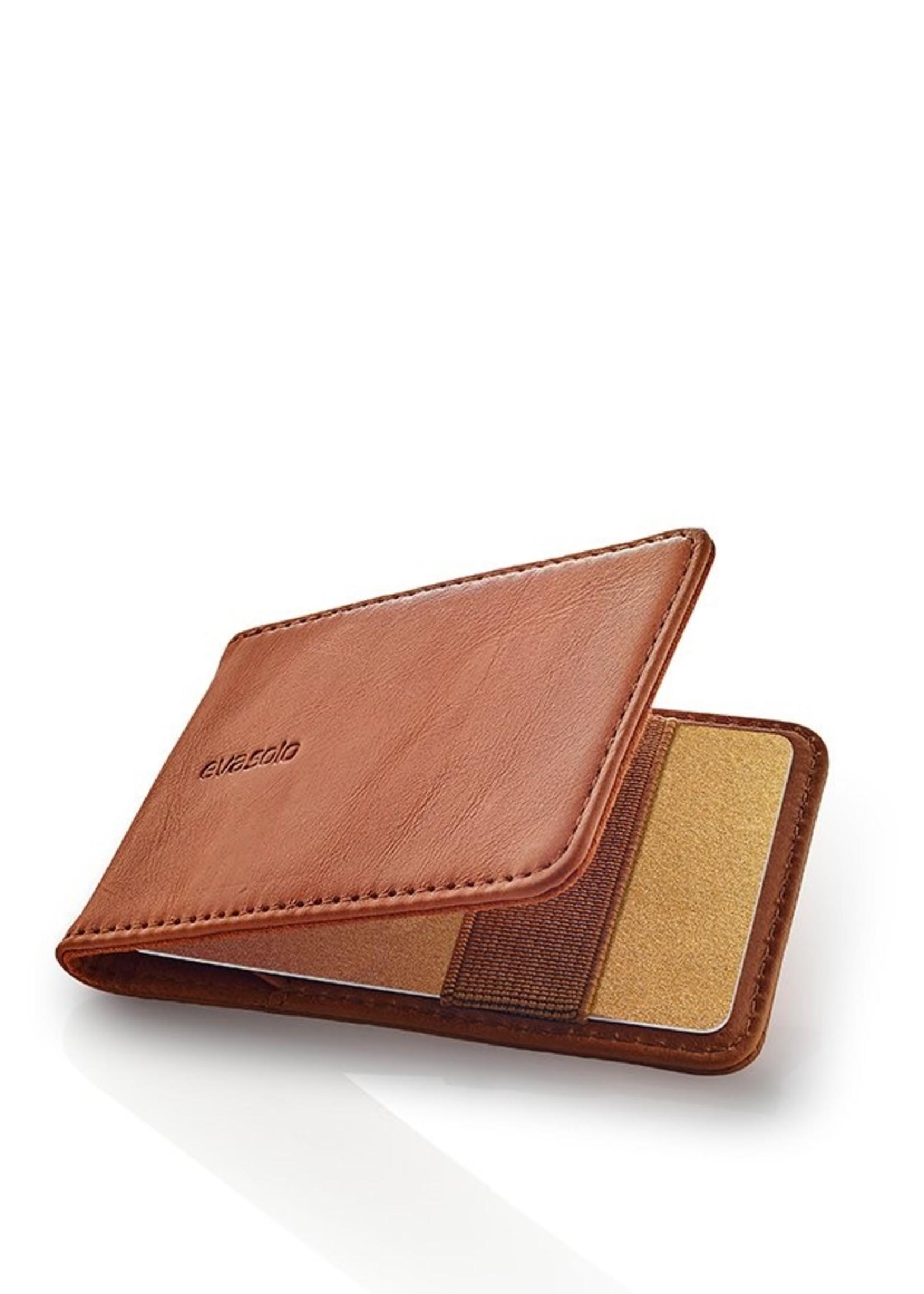 Eva Solo Credit card houder cognac