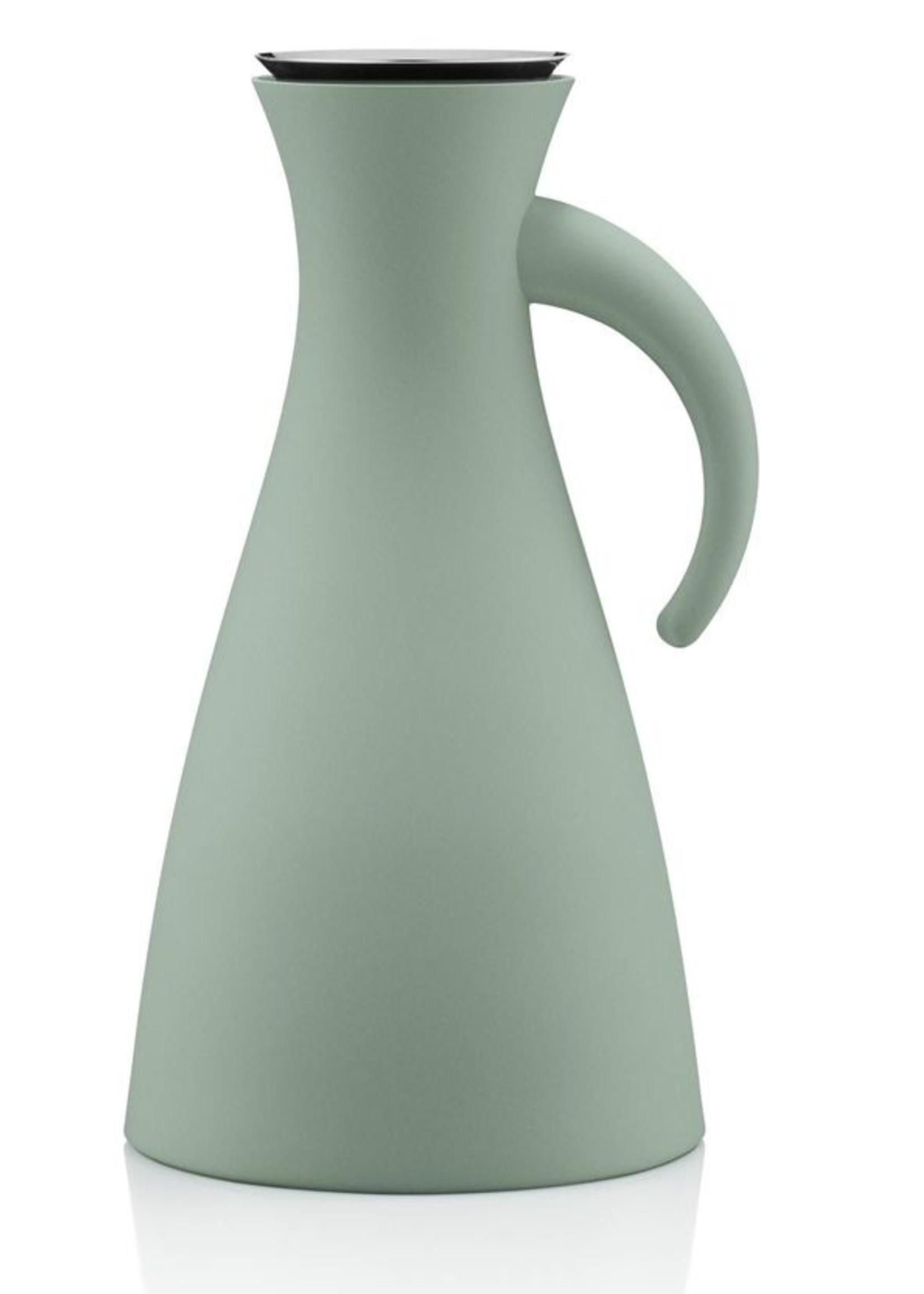 Eva Solo Vacuum jug botanic green 1l