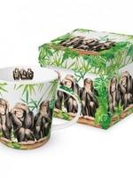 PPD Trend Mug GB Three Apes