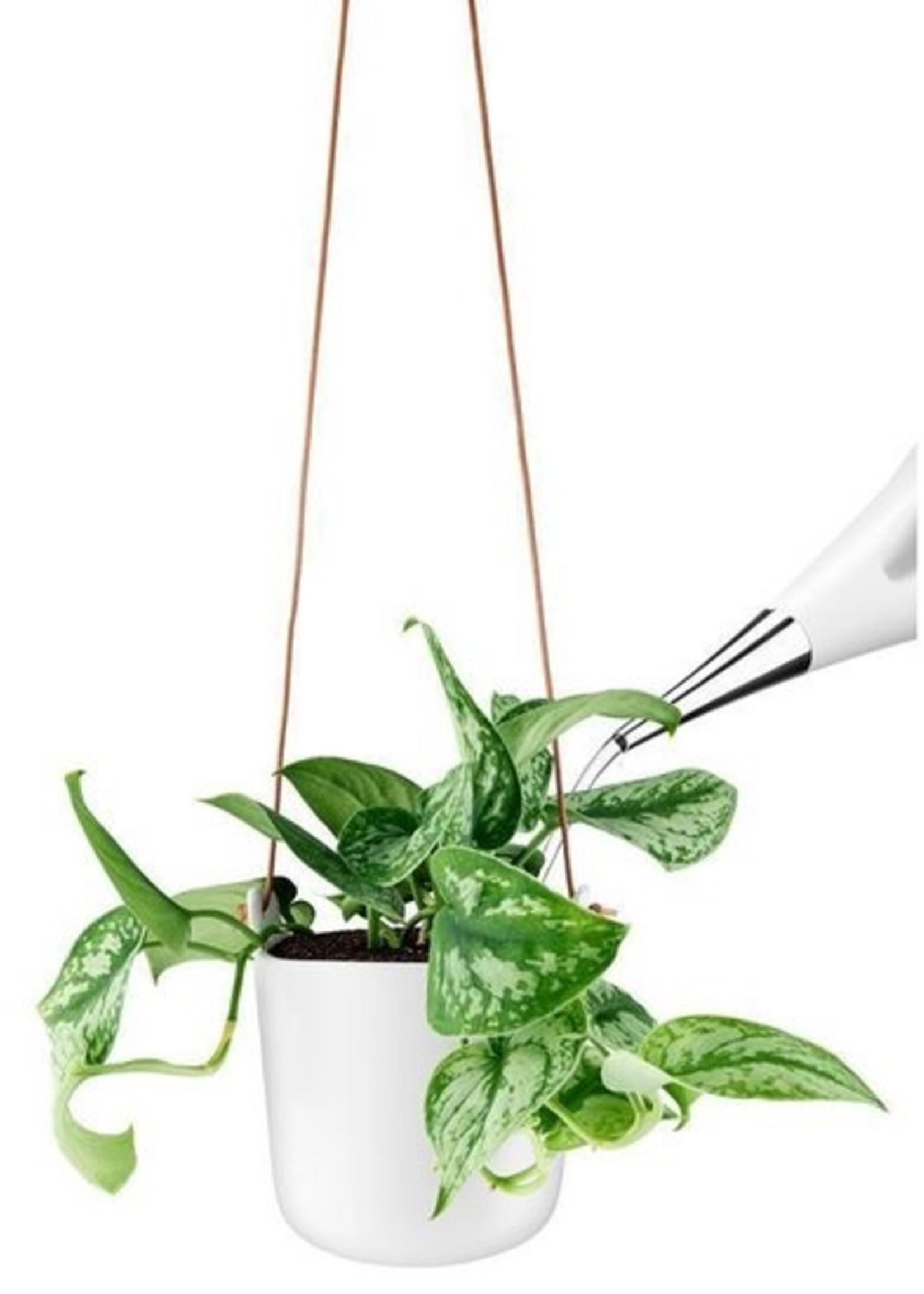 Eva Solo Self watering pot hanging white