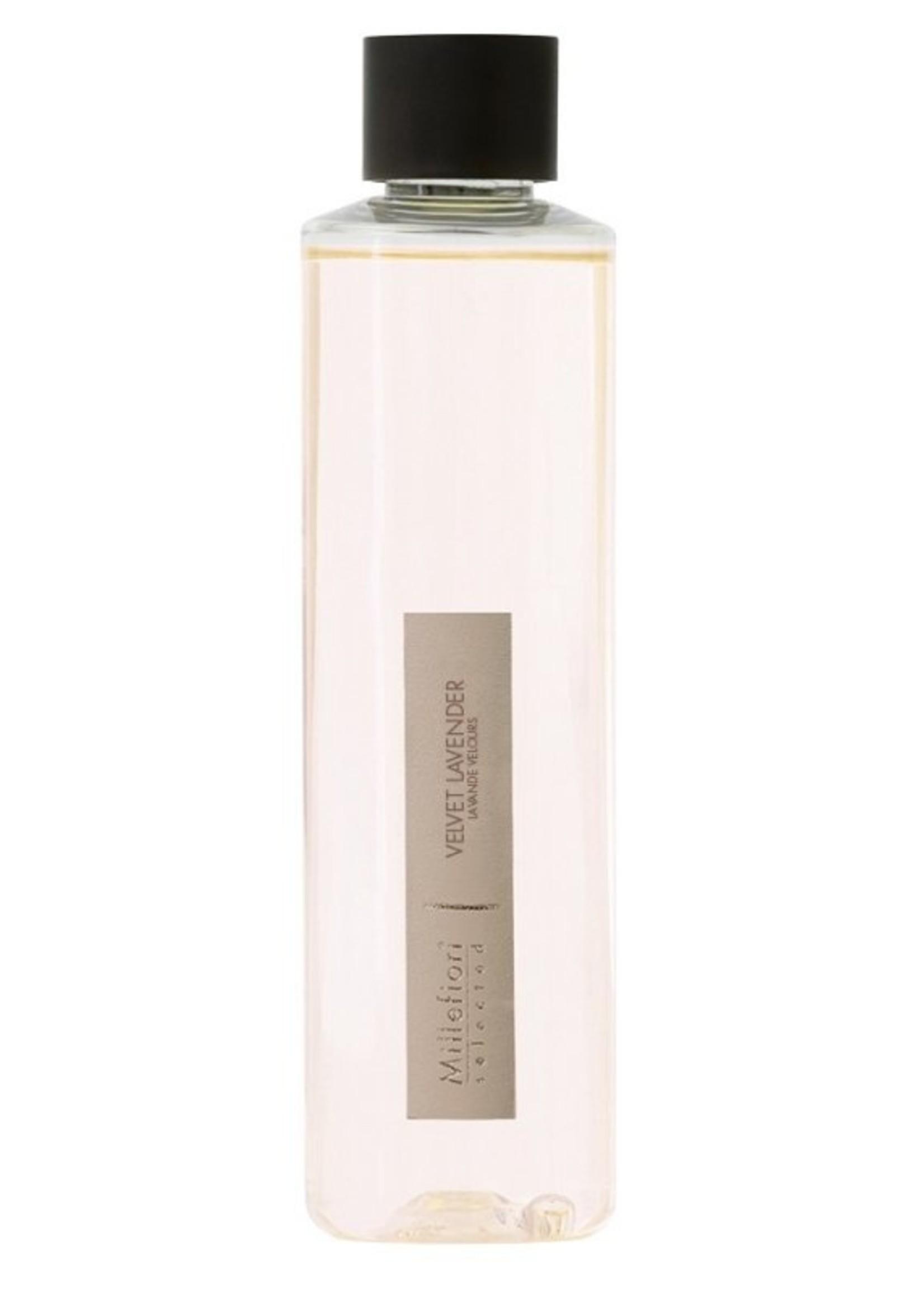 Millefiori Navulling Velvet Lavender 250 ml