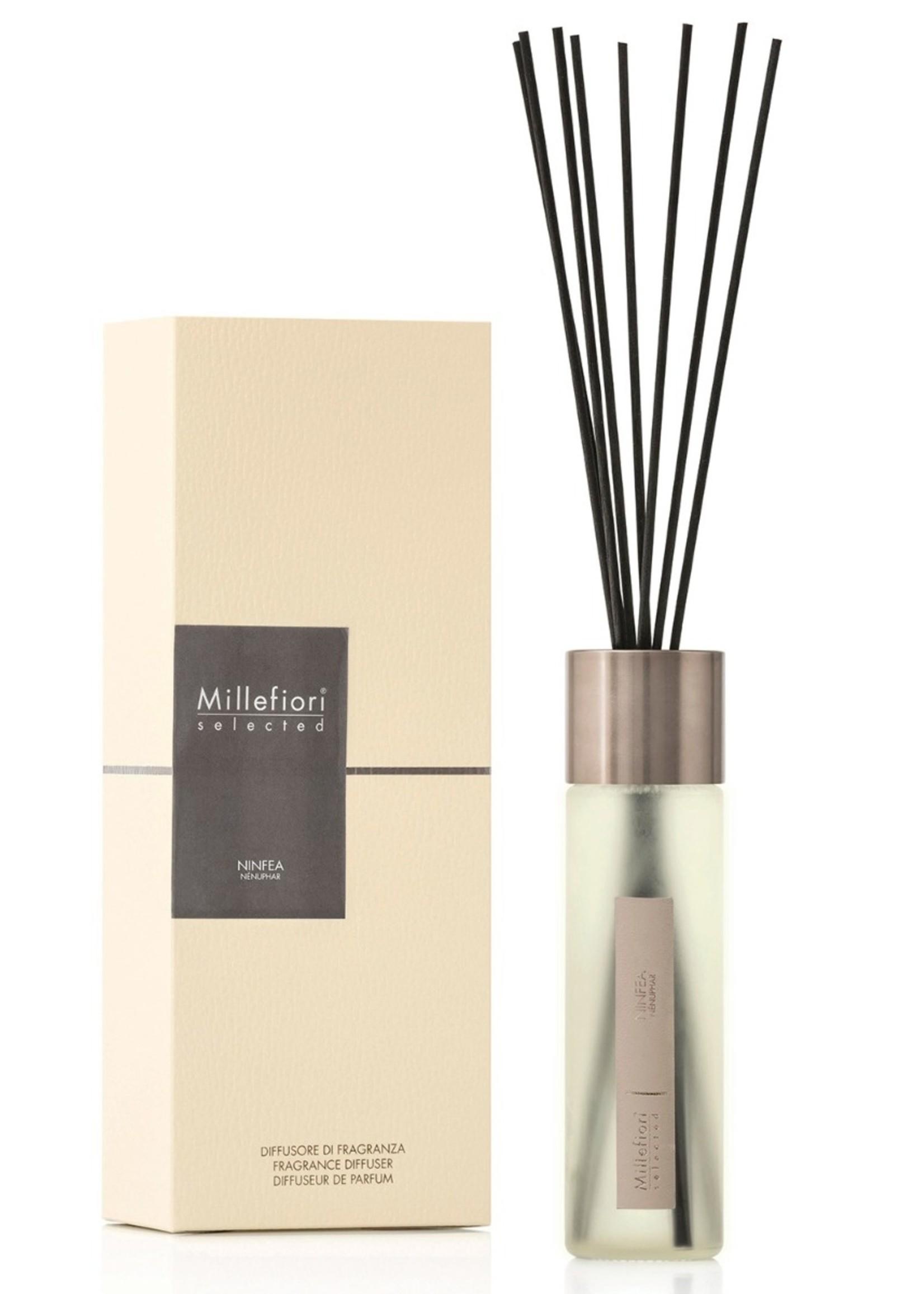 Millefiori selected diffuser 100 ml Nimfea