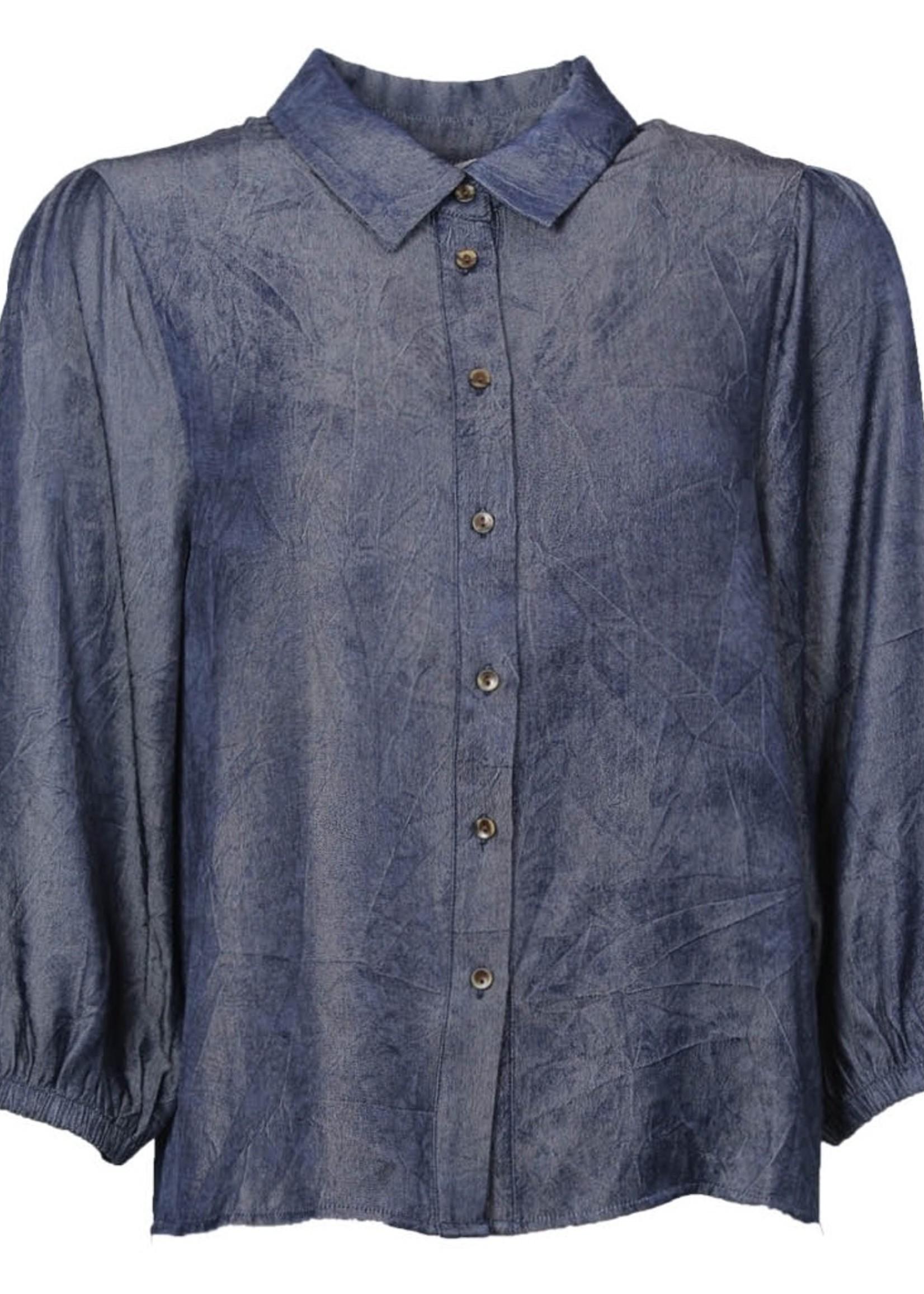 I Say Lala chambre shirt j63 dark Chambre