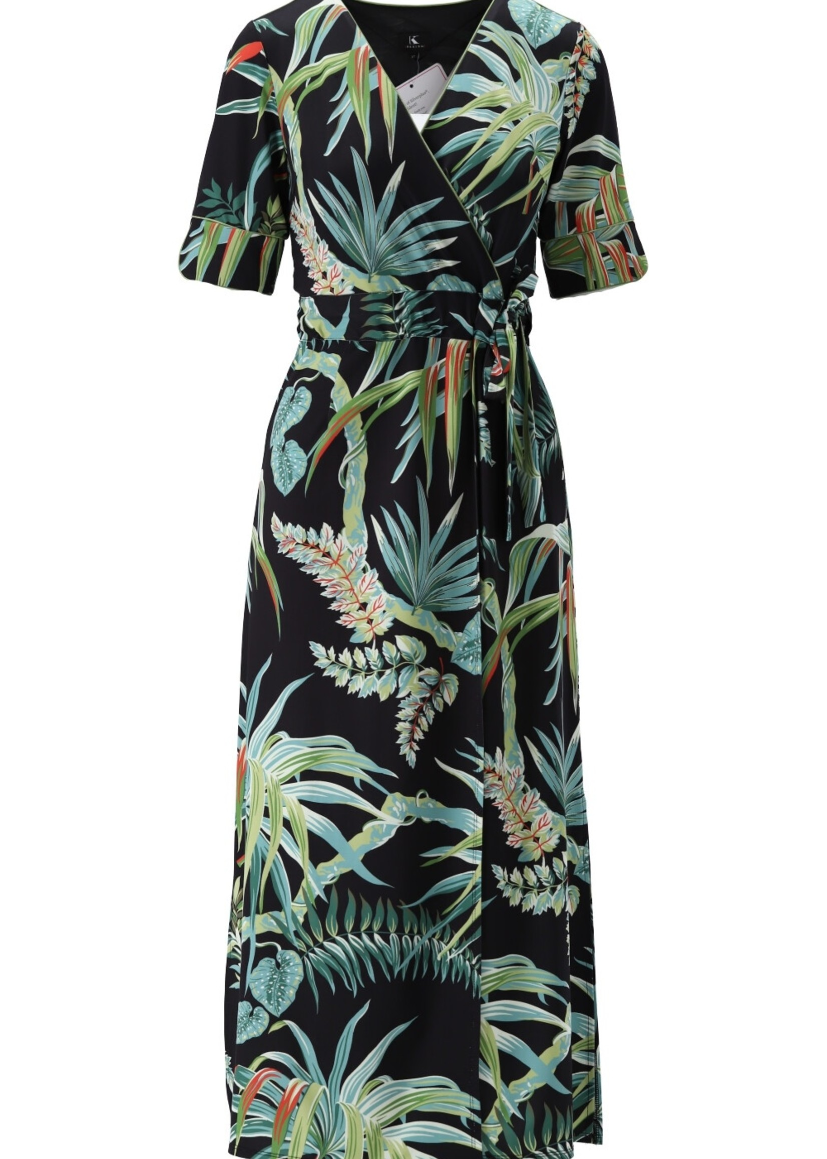 Kdesign Floral maxidress S894 P126