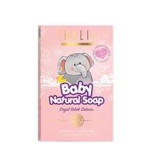 Natuurlijke Baby Zeep Roze 100 gr