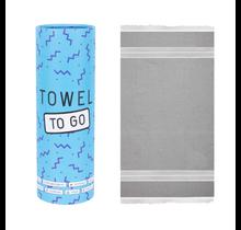 Towel to go - Grijs