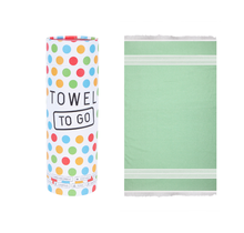 Towel to go - Green