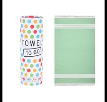 Towel to go - Groen