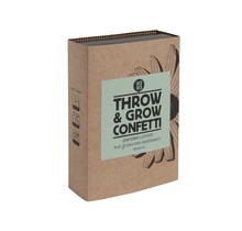 Throw and Grow confetti - mixed colors