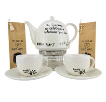 Tea set vtwonen incl. Tea
