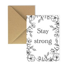 Card Stay Strong
