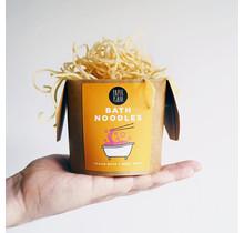 Bath Noodles - 100% natuurlijke en veganistische lichaamswas