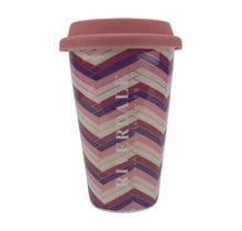 Mug to go - stripe