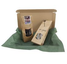 Licorice & Tea in the mailbox
