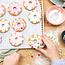 Craft and Crumb Donut koekjes bak en knutselset