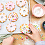 Doughnut biscuit bake and craft kit