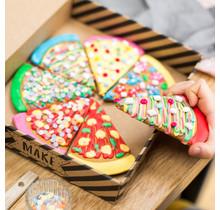 Pizzakoekjes bakset