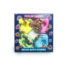 Feelin' Happy Mood Bath Bomb Set