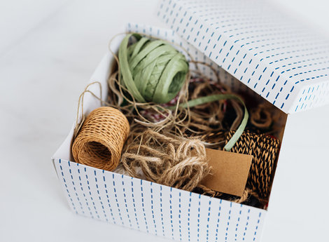 Hoe een cadeau inpakken