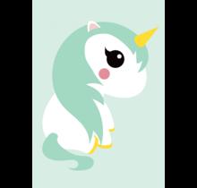Card Unicorn Mint