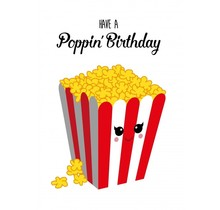 Card Have A Poppin Birthday