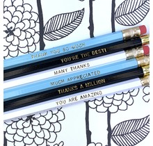 Thank you Pencils