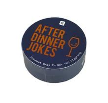Na het eten grappen