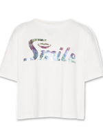AMERICAN OUTFITTERS AO76 t-shirt oversized smile