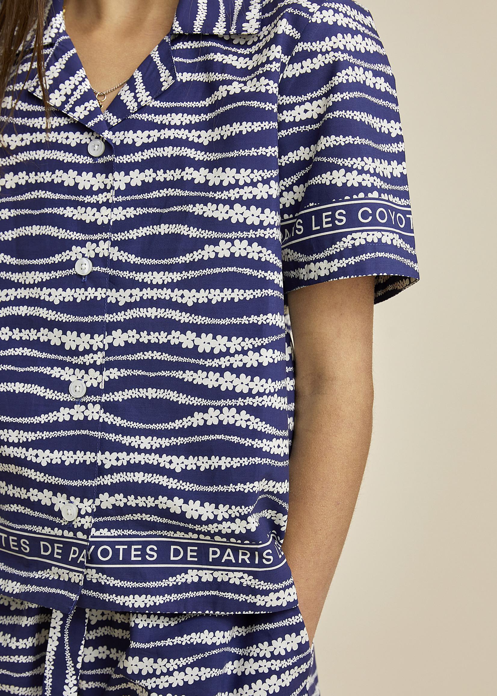 LES COYOTES DE PARIS BLOUSE AIKO