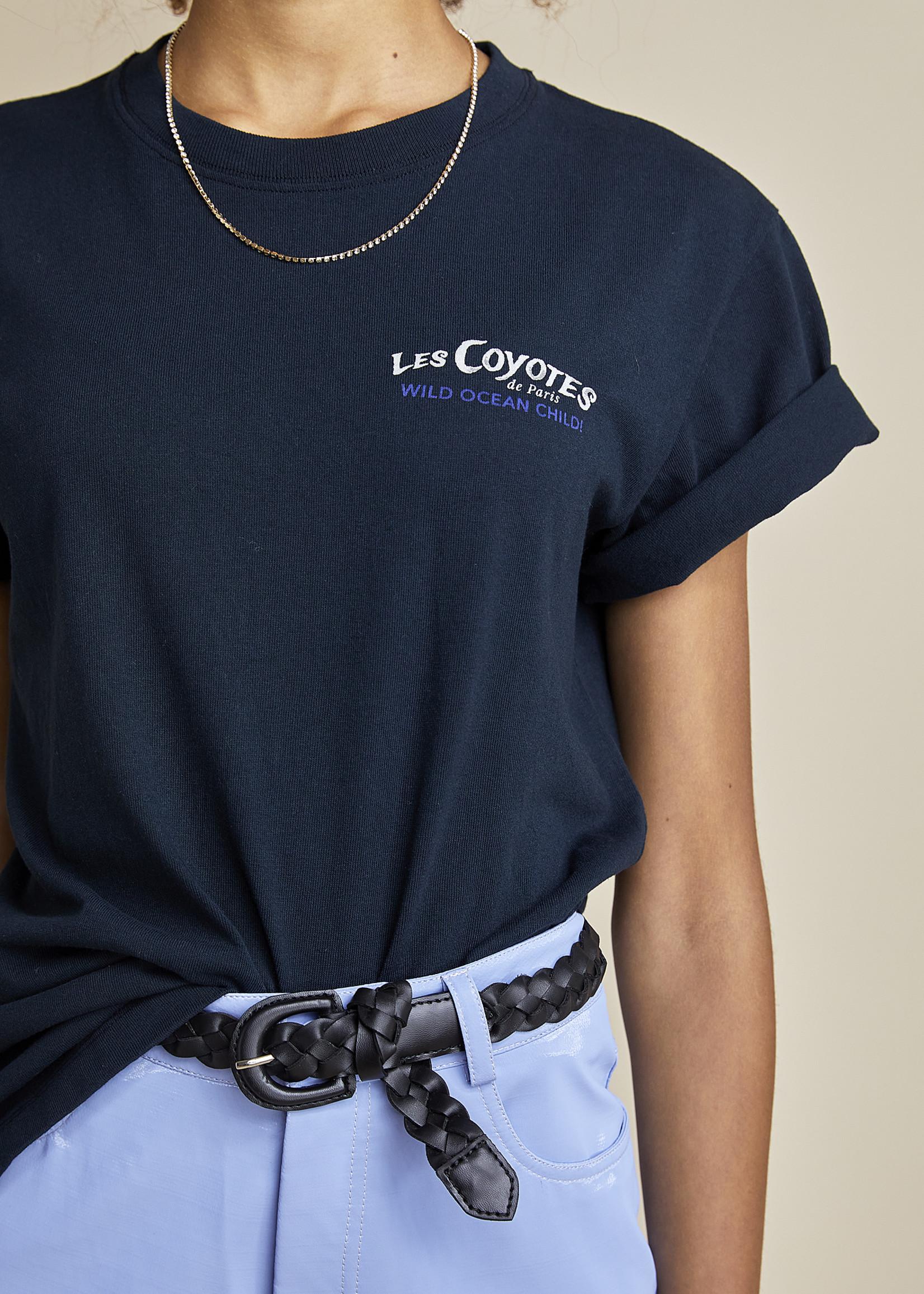 LES COYOTES DE PARIS T-SHIRT CINDY