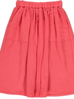 MAAN ROK MUSE COTTON RED