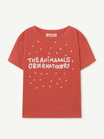THE ANIMAL OBSERVATORY TAO T-SHIRT ROOSTER  121HT