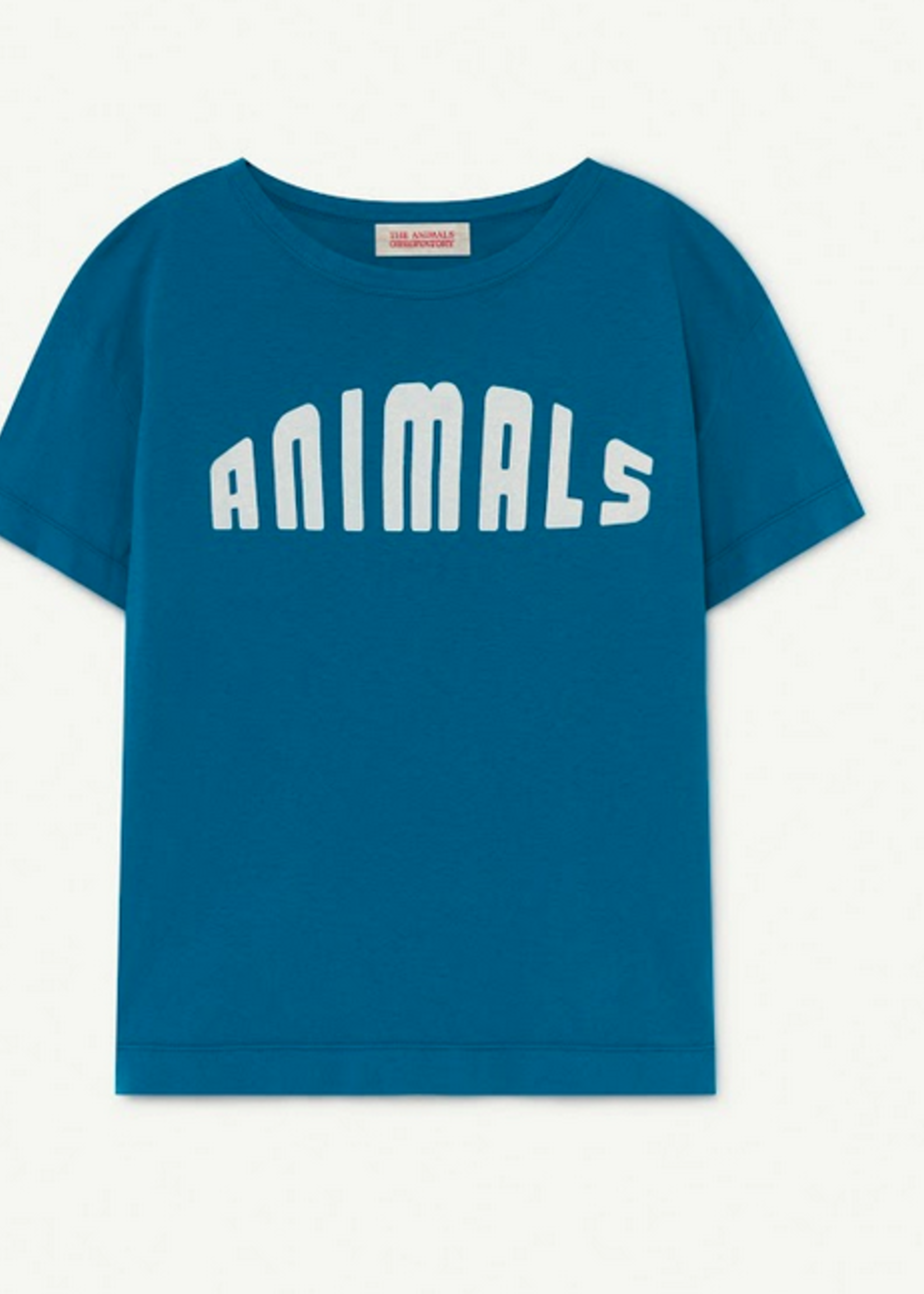 THE ANIMAL OBSERVATORY TAO T-SHIRT ROOSTER