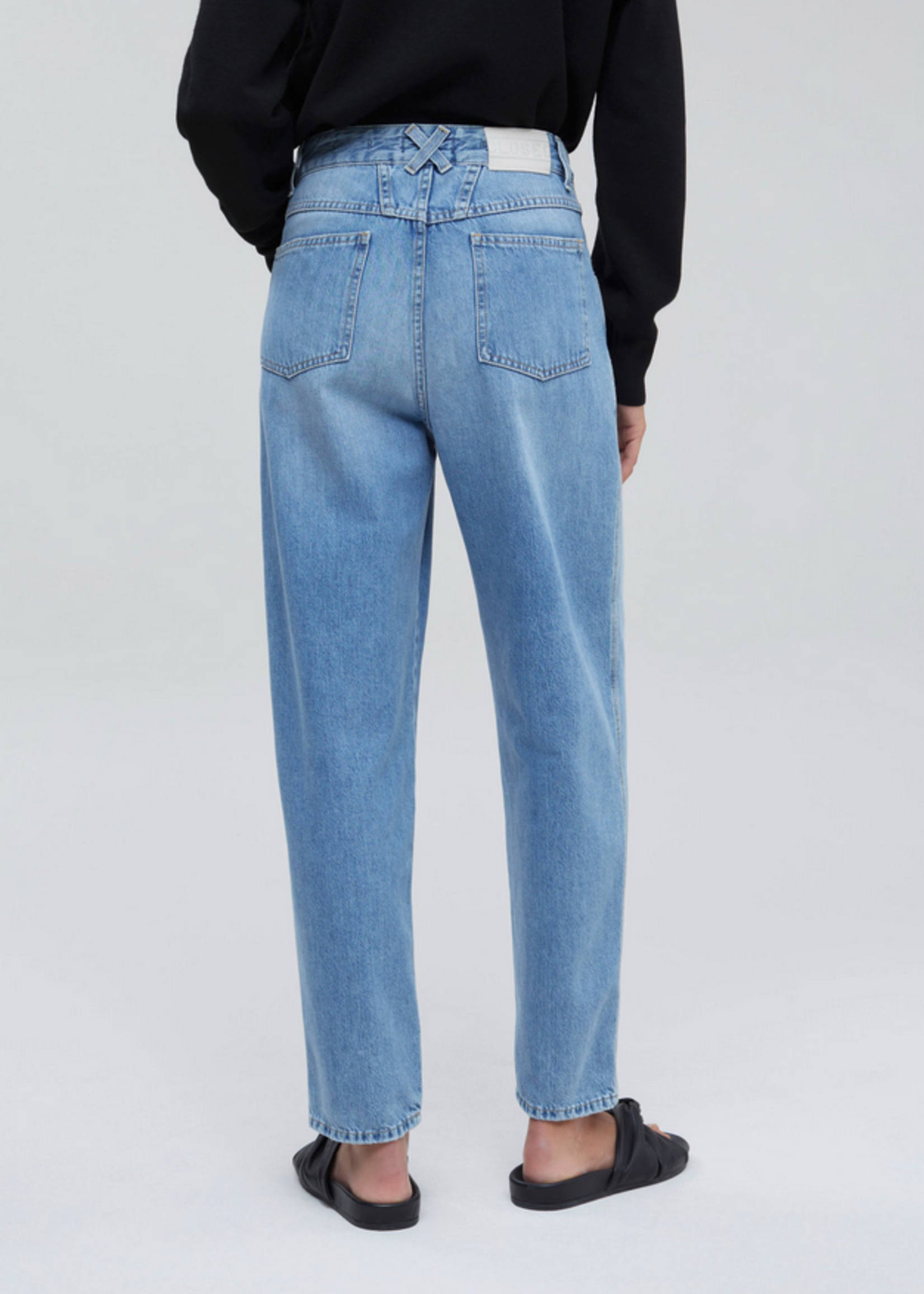 CLOSED CLO JEANS PEARL LIGHT BLUE