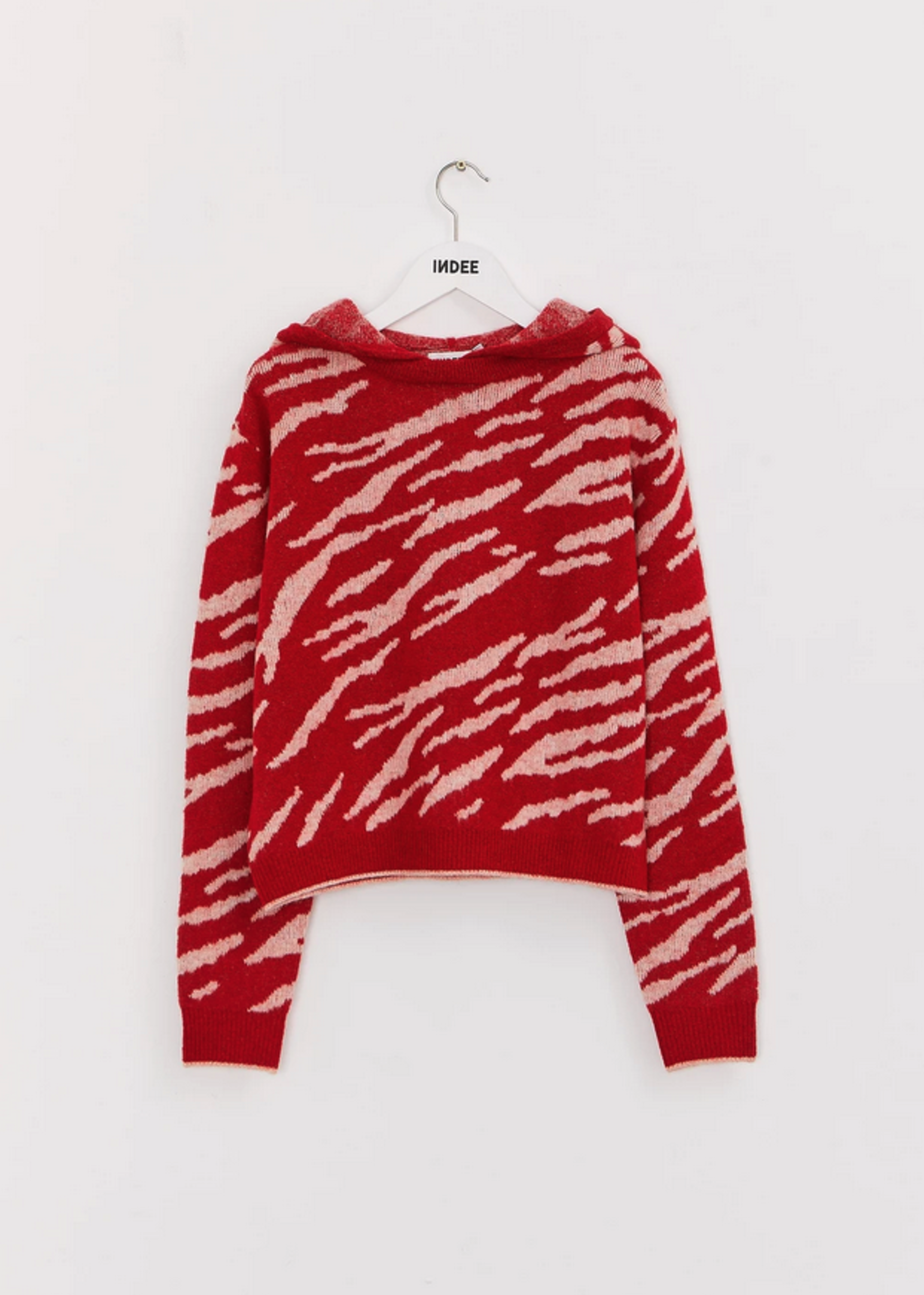 INDEE IN KOALA PULL RUBY RED