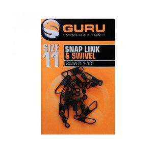 Guru Snap link & swivel