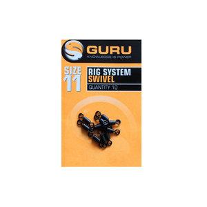 Guru Rig system swivel