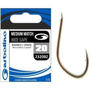 Garbolino Medium match wide gape