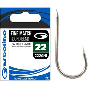 Garbolino Fine match round bend
