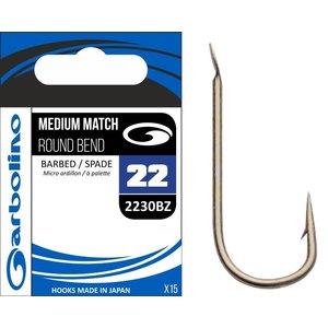 Garbolino Medium match round bend