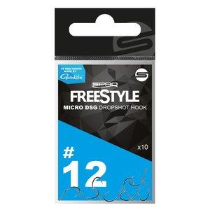 Spro Freestyle micro dsg dropshot hook #8