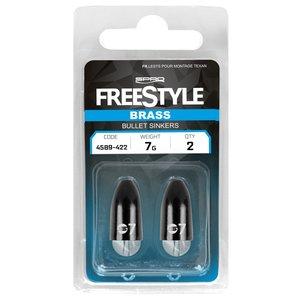 Spro Freestyle brass