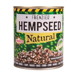 Dynamite Baits Frenzied hempseed natural