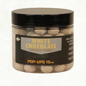 Dynamite Baits White chocolate pop-ups